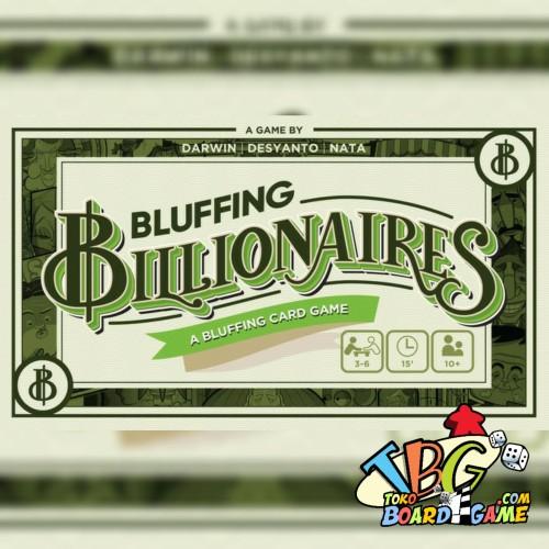 Foto Produk Bluffing Billionaires ( Original ) Board Game dari Toko Board Game