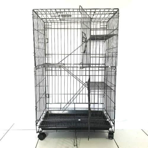 Foto Produk Kandang Kucing 60 tingkat 3 dari Doremi Parrot