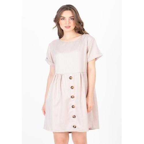 Foto Produk Guerlain Button Dress - S dari Voerin Official