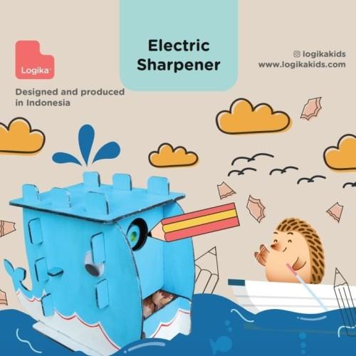 Foto Produk Mainan Edukasi Anak - Electric Sharpener dari LogikaKids