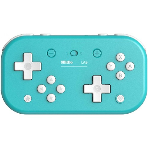 Foto Produk Nintendo Switch Lite 8BITDO LITE BLUETOOTH GAMEPAD Turquoise dari Rocket games