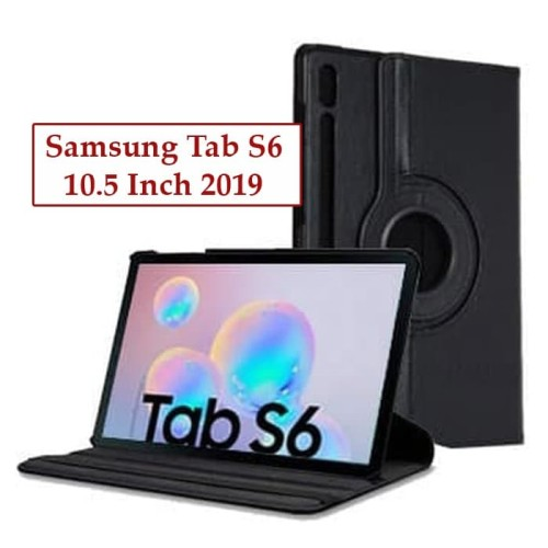 Foto Produk Samsung Tab S6 10.5 inch 2019 Flipcover Case Casing Rotary Cover Kulit dari Case Ocean