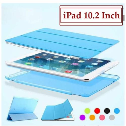 Foto Produk Ipad gen 7 10.2 Inch Flipcover Case Casing Book Smart Autolock Leather dari Case Ocean