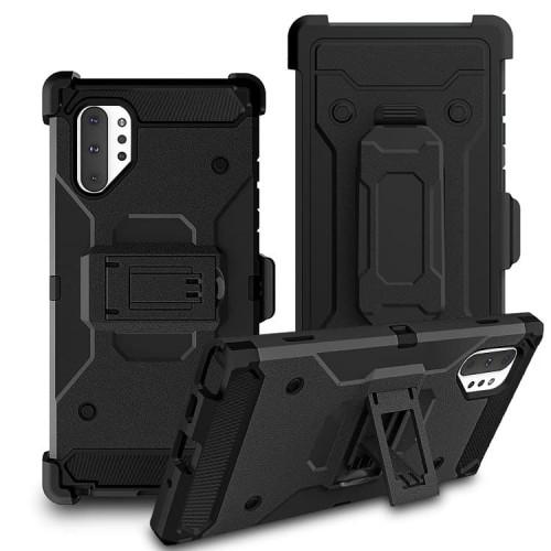 Foto Produk Samsung Galaxy Note 10 Plus XGEAR Armor Holster Case Full Protection dari Megascarlet