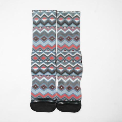 Foto Produk Kaos Kaki Print Motif Pattern Murah dari Cheap Footwear