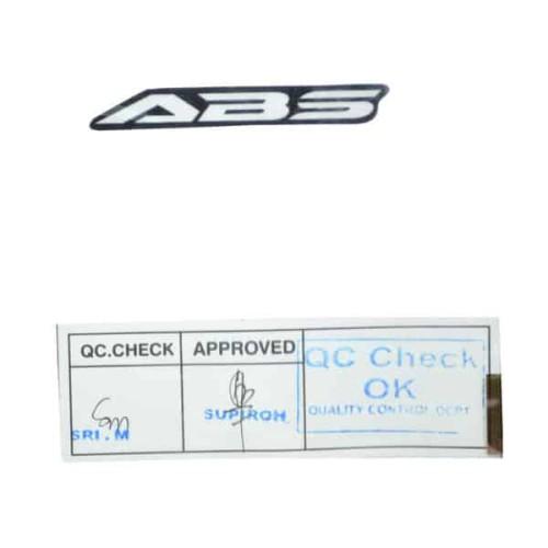 Foto Produk Sticker (Mark ABS Type 1) - CBR 150R K45G & CBR 150R K45N dari Honda Cengkareng