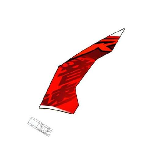 Foto Produk Sticker Body (Stripe R Side Cowl Lower Type 1) - Sonic 150R K56 dari Honda Cengkareng