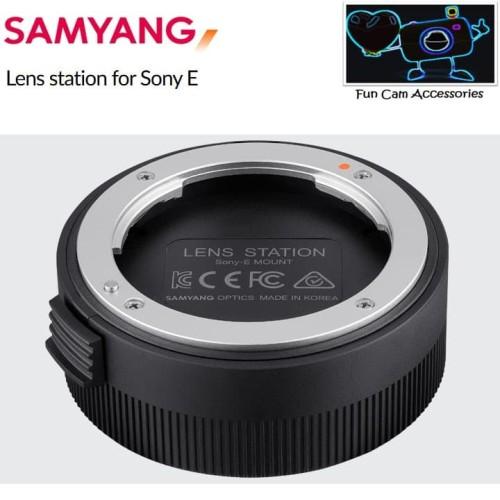Foto Produk Samyang Lens station for Sony E dari FunCam Accessories