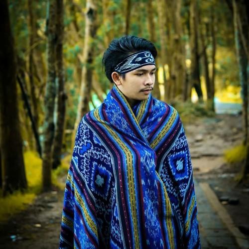 Foto Produk Kain Tenun Blanket Ethnic Motif Lombok dari ethnicapparelstore