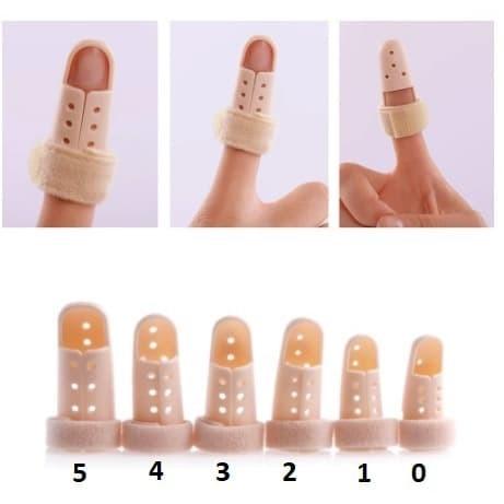 Foto Produk finger splint penyangga jari finger fracture - 0 dari Cantiggi
