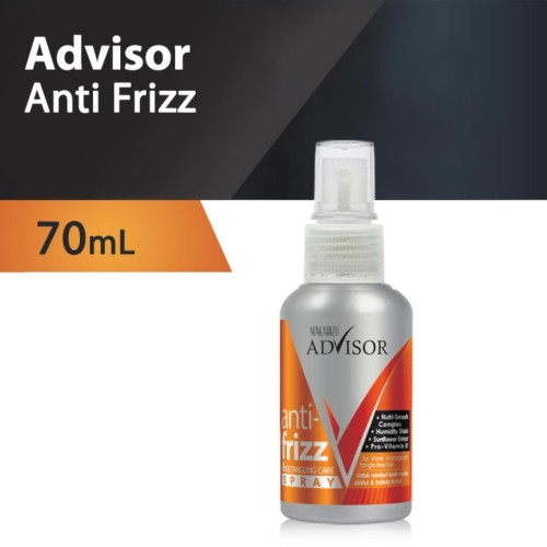 Foto Produk Makarizo Advisor Anti Frizz & Detangling Care Spray 70mL dari Makarizo