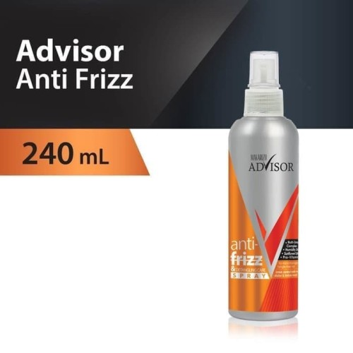 Foto Produk Makarizo Advisor Anti Frizz & Detangling Care Spray 240mL dari Makarizo