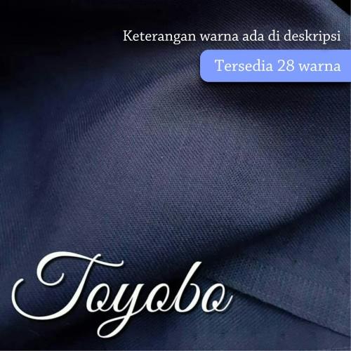 Foto Produk Kain Katun Toyobo Lebar 1,5m Bagus Murah - warna lainnya dari Toko Tenna