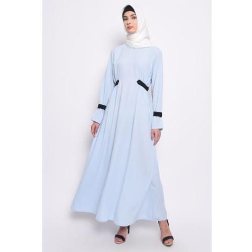 Foto Produk KNW Baby Blue Sheila Dress - Gamis Wanita dari KNW