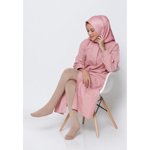 Foto Produk Hijab Ellysha EXCLUSIVE INNER MUSLIMAH LEGGING CREAM dari Hijab Ellysha Official