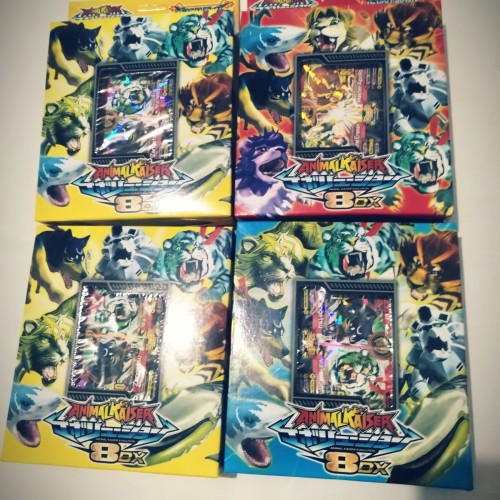 Foto Produk kartu animal kaiser DX evolution vol 9 terbaru vol terakhir / final dari Solafide JKT