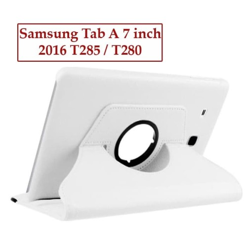 Foto Produk Samsung Tab A6 7 inch 2016 t285 Rotary Flipcover Case Casing Leather dari Case Ocean