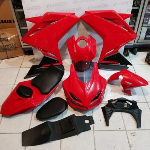 Foto Produk Honda cb150 cb150r new cb 150 new-fairing full set model cbr dari FAIRING MOTOR IMPIAN 1