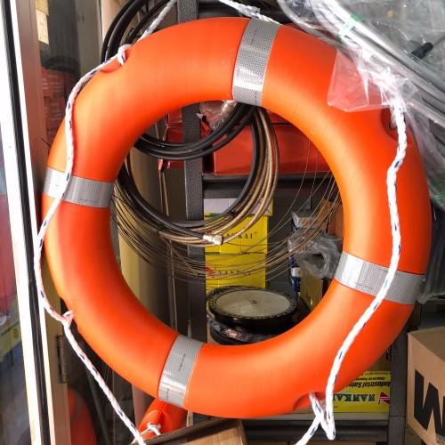 Foto Produk RING BUOY SOLAS APPROVED 2,5 KG dari MarindoJaya