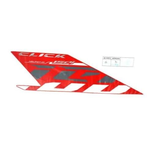 Foto Produk Sticker Body Merah (Stripe L Body Cover RH) – New Vario 150 eSP K59J dari Honda Cengkareng
