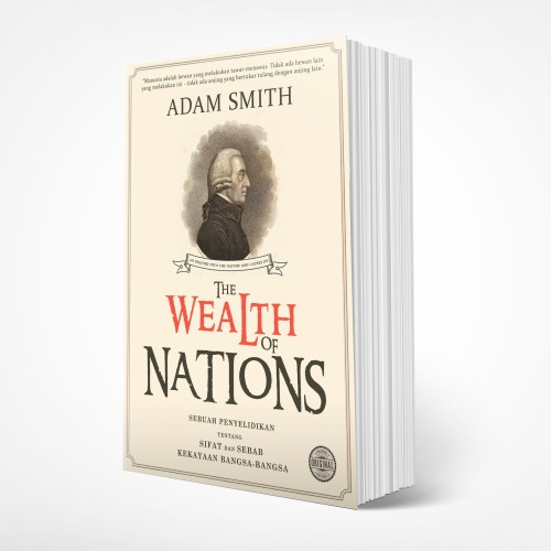Foto Produk The Wealth Of Nations (Bhs. Indonesia) - Adam Smith dari Buku Sosial
