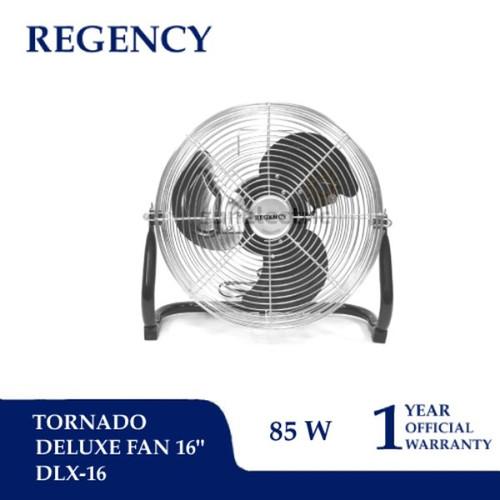 """Foto Produk (KHUSUS GOJEK/GRAB) 16"""" (40 cm) Tornado Fan/Kipas Angin Lantai Regency dari SUN ELECTRIC"""
