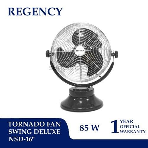 """Foto Produk (KHUSUS GOJEK/GRAB) 16"""" (40 cm) Tornado Swing Deluxe Fan Regency dari SUN ELECTRIC"""
