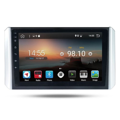 Foto Produk Headunit Android OEM XPander Mirai XP-9 dari Asuka Car TV Shop