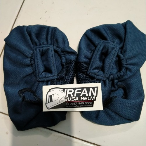 Foto Produk arai rr4 kain cheekpad dari Irfan Busa Helm