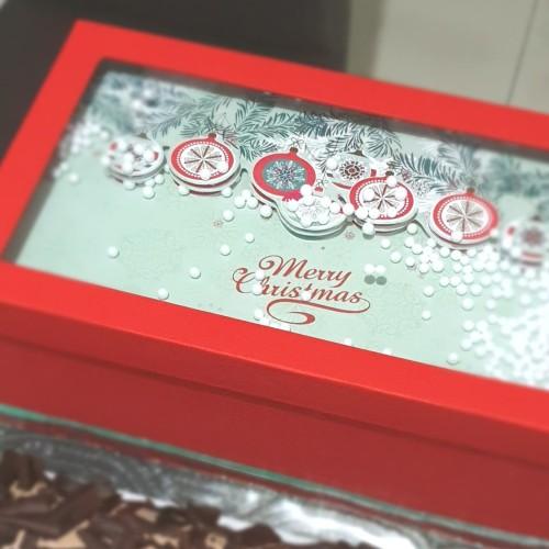 Foto Produk Box Natal / Christmas cocok utk hamper dari Hello Maddie