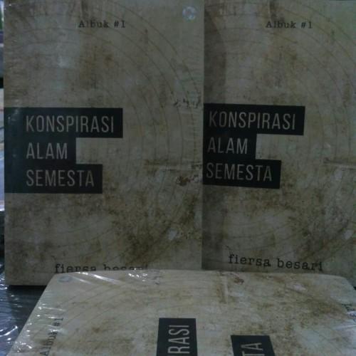 Foto Produk Buku Novel Konspirasi Alam Semesta Albuk #1 By Fiersa Besari dari Bandung Book Shop