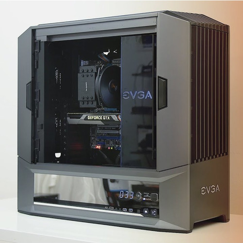 Foto Produk EVGA DG-87 FULL TOWER ULTIMATE GAMING CASE dari Lezz Computech