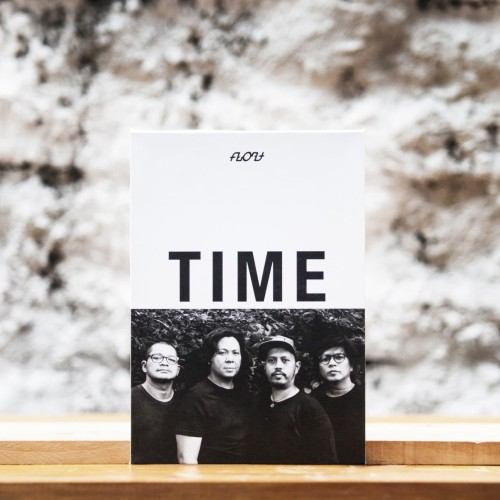 Foto Produk CD Float Album TIME (Limited Edition) dari Float Project Shop