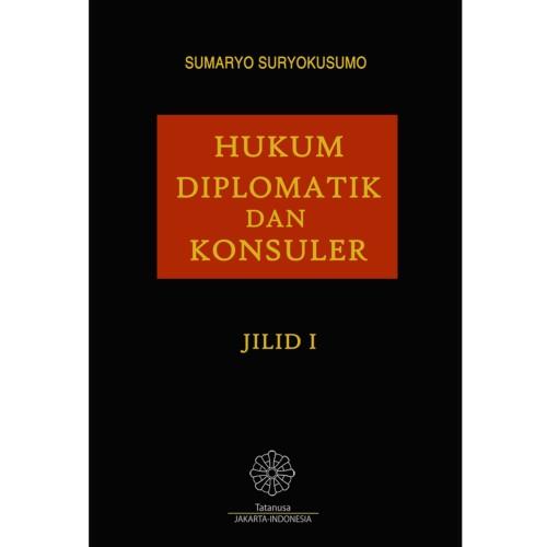 Foto Produk Hukum Diplomatik dan Konsuler Jilid 1 dari Tatanusa