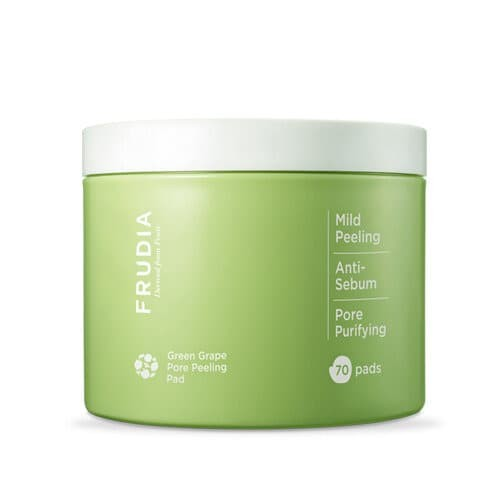 Foto Produk FRUDIA Green grape Pore Peeling Pad Jar dari LA Girl Indonesia