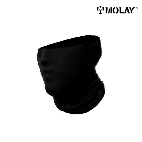Foto Produk Molay Neck Gaiter - Hitam dari Molay