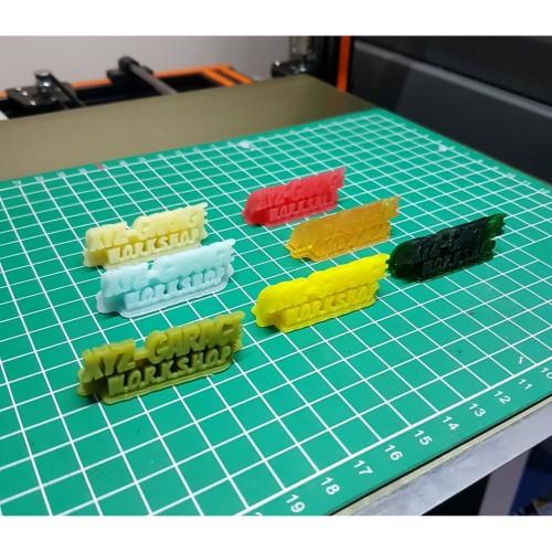Foto Produk Photosensitive UV for 405nm DLP/LCD 3D printer 500gram - transparant dari xyz garage