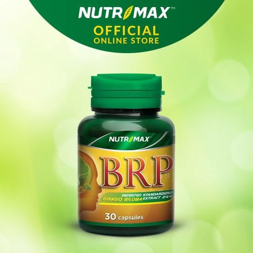 Foto Produk NUTRIMAX BRAIN POWER 30 NATURECAPS dari Nutrimax Official Store
