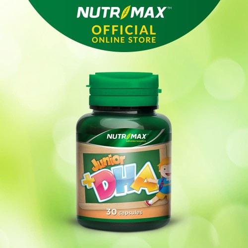 Foto Produk NUTRIMAX DHA JUNIOR isi 30 NATURECAPS dari Nutrimax Official Store