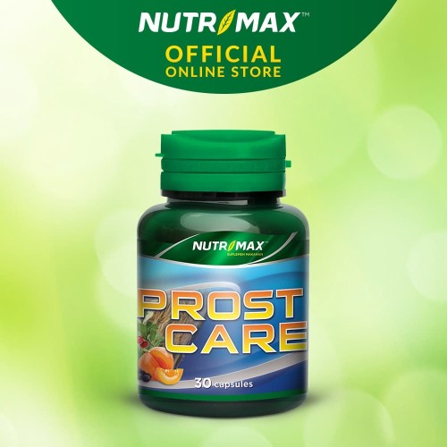 Foto Produk NUTRIMAX PROST CARE isi 30 Naturecaps dari Nutrimax Official Store