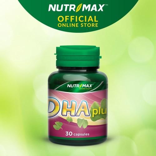 Foto Produk NUTRIMAX DHA PLUS 30 NATURECAPS dari Nutrimax Official Store
