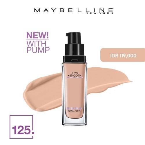 Foto Produk Maybelline Foundation Fit Me Pump Dewy & Smooth - Nude Beige dari LeBeaute Shop