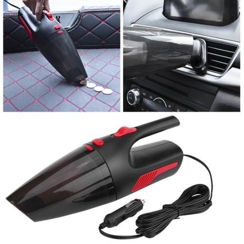Foto Produk Vacuum Vacum cleaner mobil Portable Penyedot Debu Mobil 12V 120W - Hitam dari lbagstore