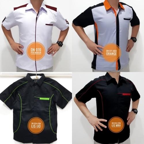 Foto Produk DN 070 044 067 Seragam Uniform Baju Kerja Drill PDH Werpak Dinas Resto dari Top Star