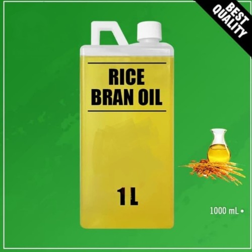 Foto Produk Rice Bran oil 1L / Minyak Bekatul / Minyak Ricebran dari Gudang Kimia Jogja