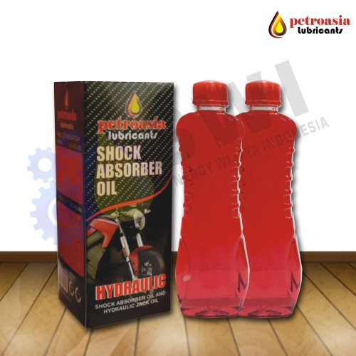 Foto Produk Petro Shock Absorber Oil (Oli Shockbreaker / Oli Shock), dari Petroasia Lubricants