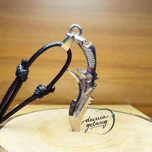Foto Produk [COD] kalung liontin pisau2 dari DHV store