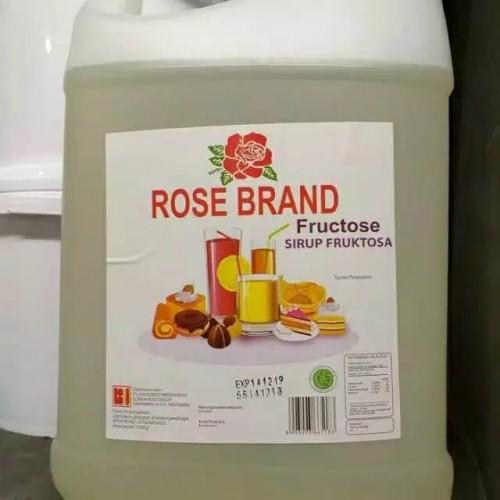 Foto Produk Gula Cair Rose Brand Fructose 5 kg dari PANGAN-JAYA