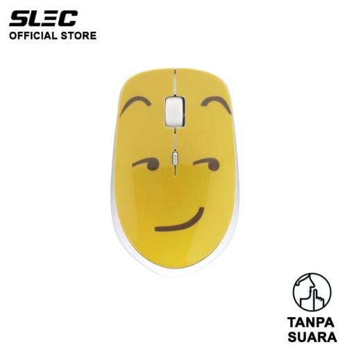 Foto Produk Mouse Wireless Silent NC200 SLEC - look dari SLEC Official Store