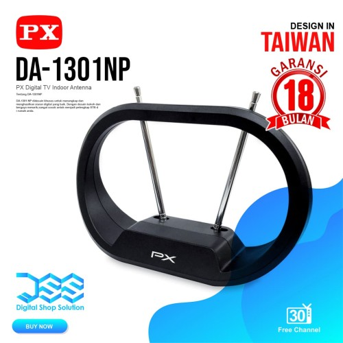 Foto Produk Antena Tv Digital Indoor PX DA 1301Np dari Digital Shop Solution